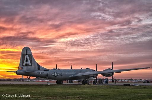 Last airworthy B-29