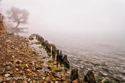 St. Clair River Fog