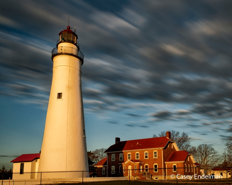 Fort Gratiot Lighthouse Sunrise