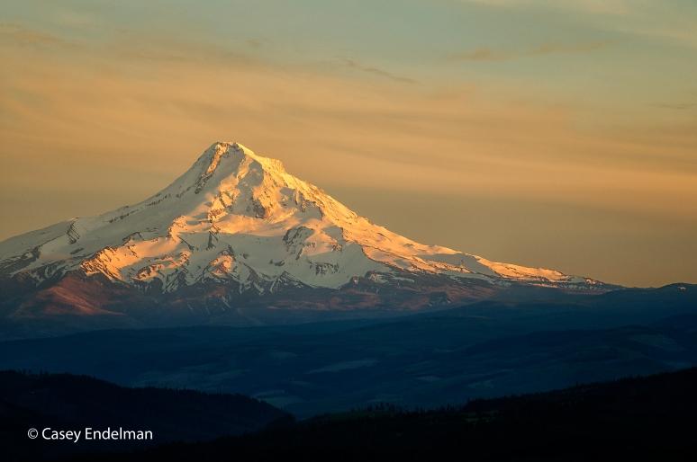 Mt. Hood Sunset