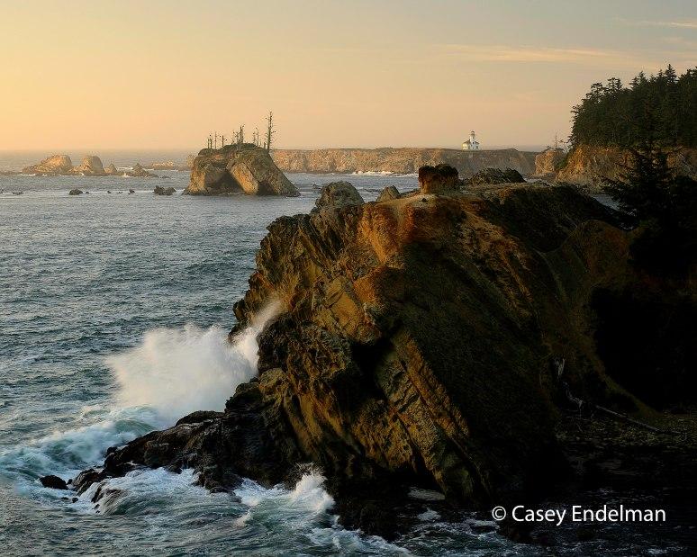 Cape Arago Sunset