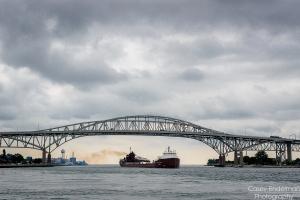 Herbert C. Jackson and the Blue Water Bridges