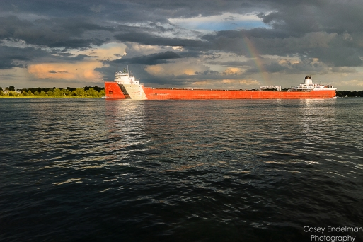 Roger Blough and a Rainbow