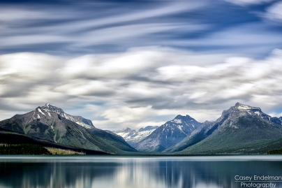 Lake McDonald Slowscape